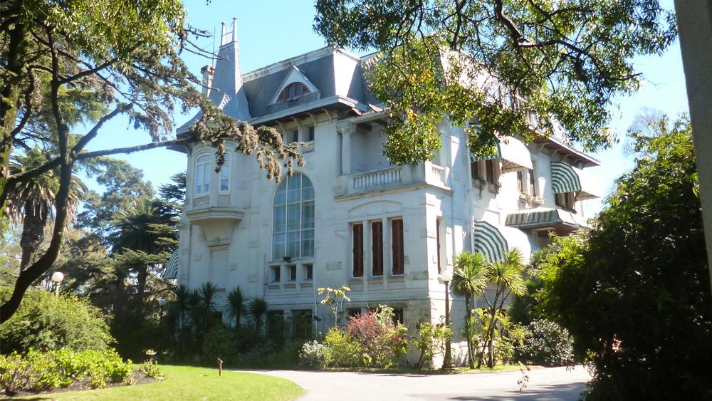 residencia presidencial
