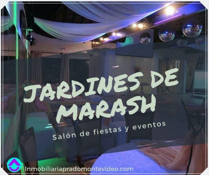 SALÓN DE FIESTAS Y EVENTOS MARASH