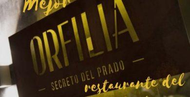 restaurante orfilia